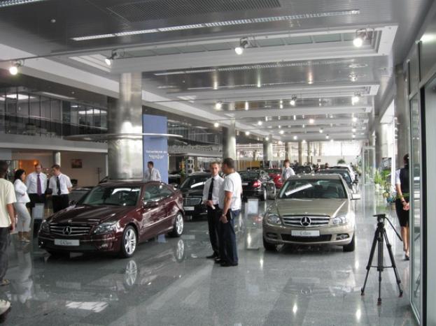 Автосалоны украина кредит