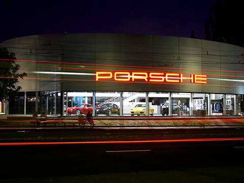 автосалон porsche борисполь
