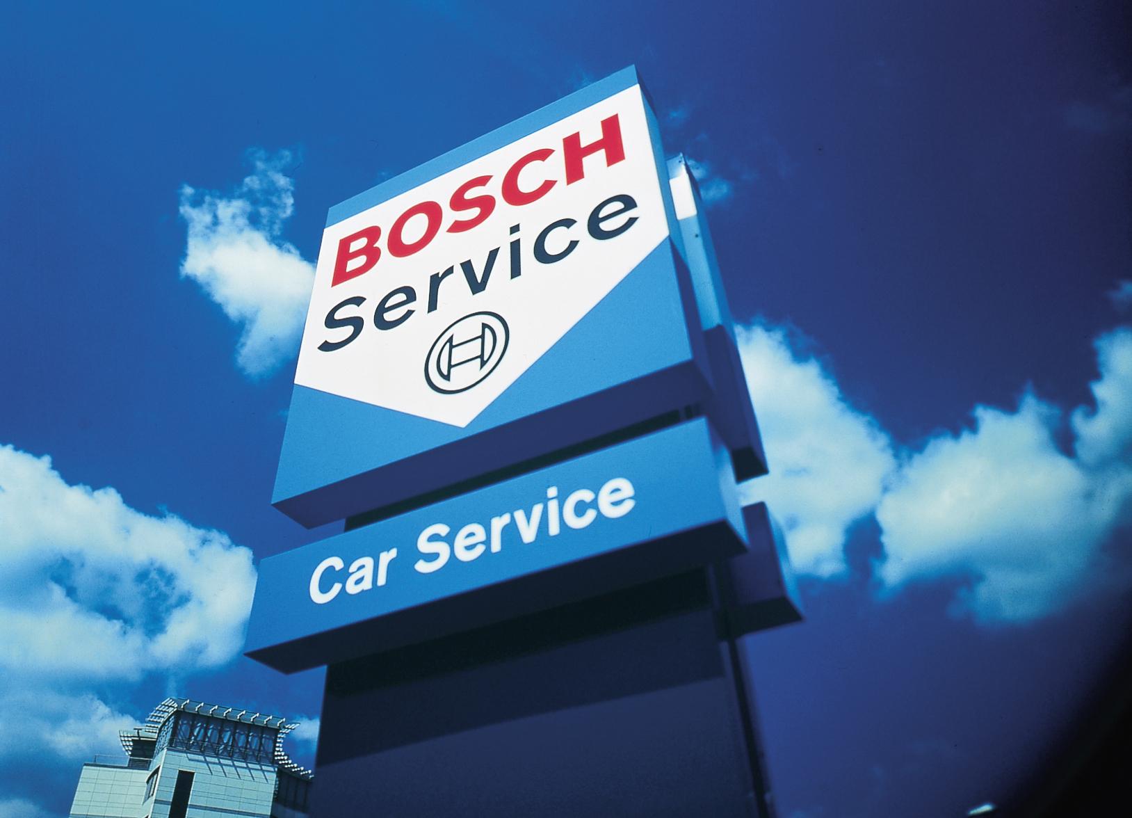 Бош Авто Сервис: Когда пора на СТО